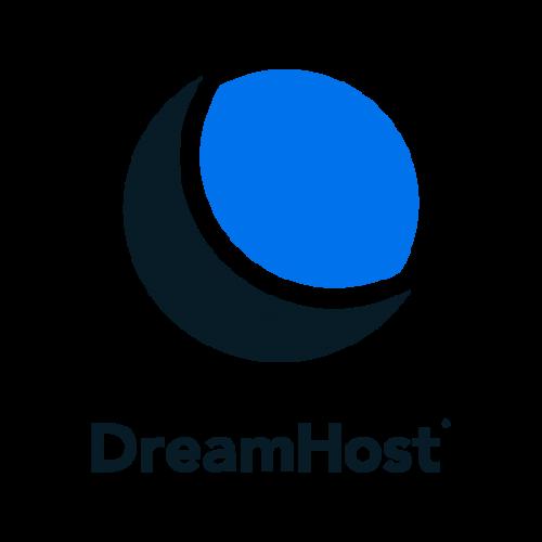 Dreamhost Logo- Brands We Love